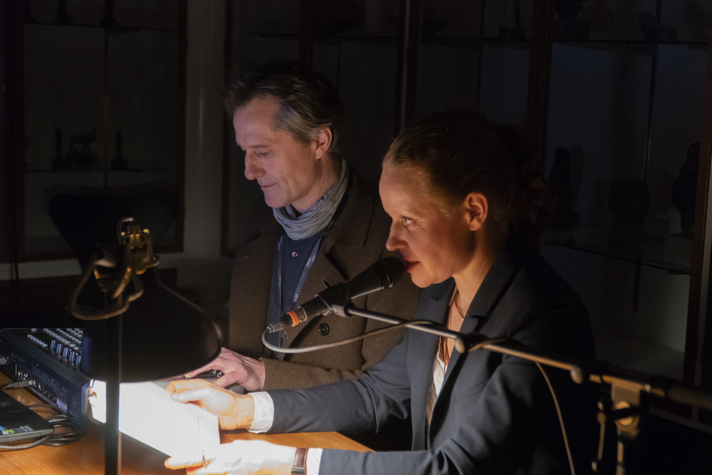 Cia Rinne & Sebastian Eskildsen