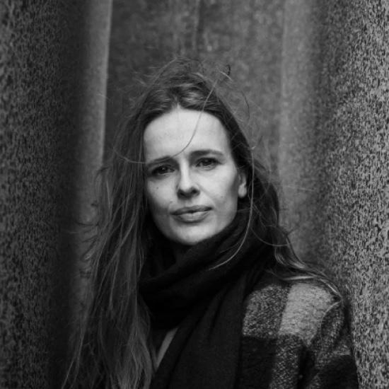 Margrét Bjarnadóttir, photo by Hákon Davíð Björnsson